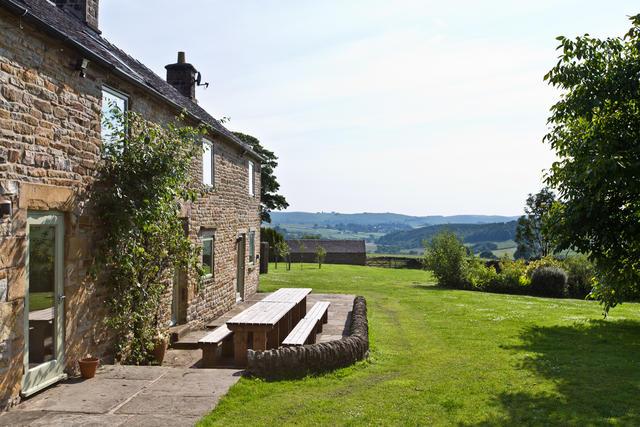 Oak Tree Farm - My HR Club 2021 Luxury Retreat venue in the Peak District.